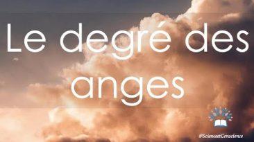 Le degré des anges