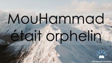 MouHammad était orphelin
